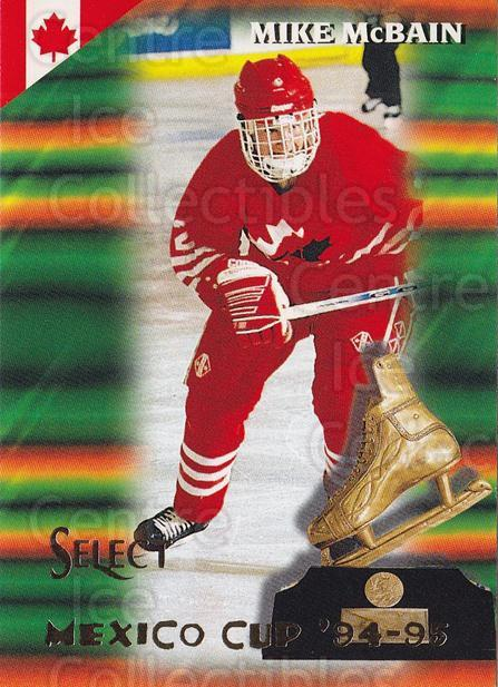 1994-95 Select #167 Mike McBain<br/>4 In Stock - $1.00 each - <a href=https://centericecollectibles.foxycart.com/cart?name=1994-95%20Select%20%23167%20Mike%20McBain...&quantity_max=4&price=$1.00&code=34144 class=foxycart> Buy it now! </a>