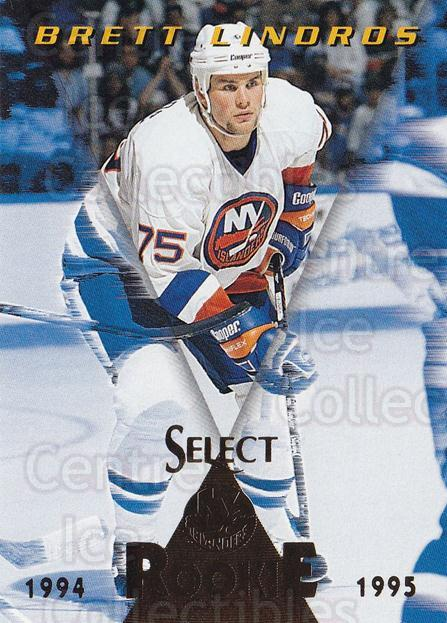 1994-95 Select #178 Brett Lindros<br/>4 In Stock - $1.00 each - <a href=https://centericecollectibles.foxycart.com/cart?name=1994-95%20Select%20%23178%20Brett%20Lindros...&quantity_max=4&price=$1.00&code=34156 class=foxycart> Buy it now! </a>