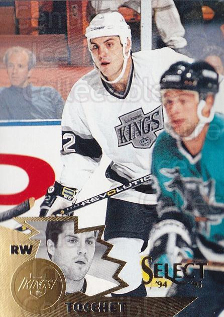 1994-95 Select #2 Rick Tocchet<br/>4 In Stock - $1.00 each - <a href=https://centericecollectibles.foxycart.com/cart?name=1994-95%20Select%20%232%20Rick%20Tocchet...&quantity_max=4&price=$1.00&code=34178 class=foxycart> Buy it now! </a>
