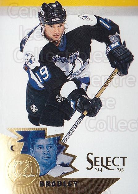 1994-95 Select #43 Brian Bradley<br/>4 In Stock - $1.00 each - <a href=https://centericecollectibles.foxycart.com/cart?name=1994-95%20Select%20%2343%20Brian%20Bradley...&quantity_max=4&price=$1.00&code=34205 class=foxycart> Buy it now! </a>