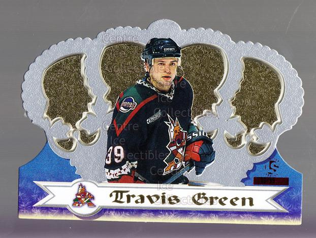 1999-00 Crown Royale Limited Series #107 Travis Green<br/>4 In Stock - $5.00 each - <a href=https://centericecollectibles.foxycart.com/cart?name=1999-00%20Crown%20Royale%20Limited%20Series%20%23107%20Travis%20Green...&quantity_max=4&price=$5.00&code=342094 class=foxycart> Buy it now! </a>