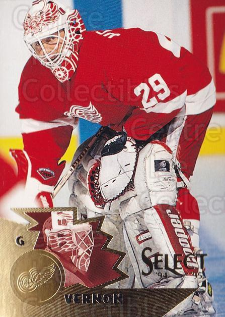 1994-95 Select #54 Mike Vernon<br/>4 In Stock - $1.00 each - <a href=https://centericecollectibles.foxycart.com/cart?name=1994-95%20Select%20%2354%20Mike%20Vernon...&quantity_max=4&price=$1.00&code=34217 class=foxycart> Buy it now! </a>