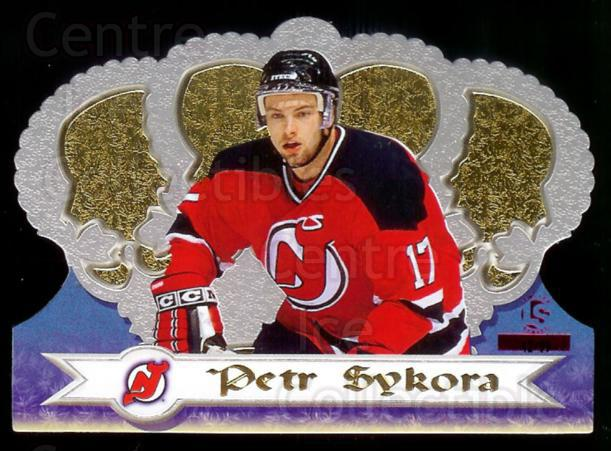 1999-00 Crown Royale Limited Series #83 Petr Sykora<br/>2 In Stock - $5.00 each - <a href=https://centericecollectibles.foxycart.com/cart?name=1999-00%20Crown%20Royale%20Limited%20Series%20%2383%20Petr%20Sykora...&quantity_max=2&price=$5.00&code=342194 class=foxycart> Buy it now! </a>