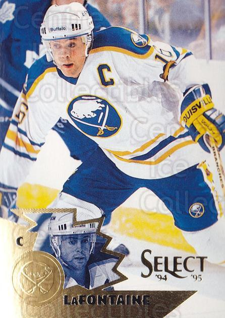1994-95 Select #57 Pat LaFontaine<br/>4 In Stock - $1.00 each - <a href=https://centericecollectibles.foxycart.com/cart?name=1994-95%20Select%20%2357%20Pat%20LaFontaine...&quantity_max=4&price=$1.00&code=34220 class=foxycart> Buy it now! </a>