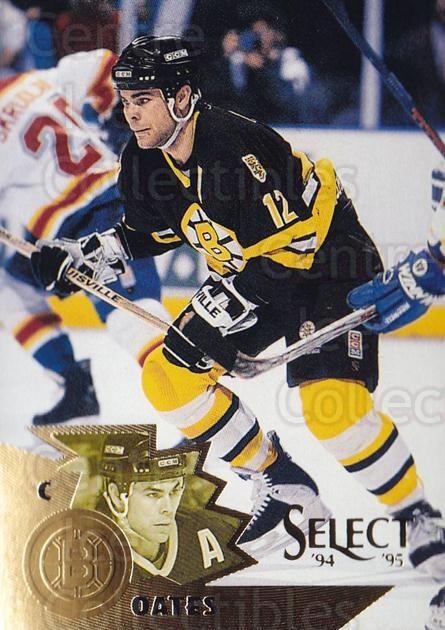 1994-95 Select #58 Adam Oates<br/>4 In Stock - $1.00 each - <a href=https://centericecollectibles.foxycart.com/cart?name=1994-95%20Select%20%2358%20Adam%20Oates...&quantity_max=4&price=$1.00&code=34221 class=foxycart> Buy it now! </a>