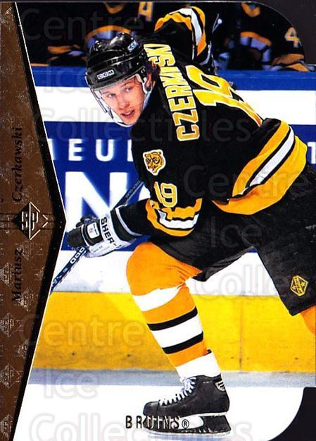 1994-95 SP Die Cuts #10 Mariusz Czerkawski<br/>12 In Stock - $2.00 each - <a href=https://centericecollectibles.foxycart.com/cart?name=1994-95%20SP%20Die%20Cuts%20%2310%20Mariusz%20Czerkaw...&quantity_max=12&price=$2.00&code=34223 class=foxycart> Buy it now! </a>