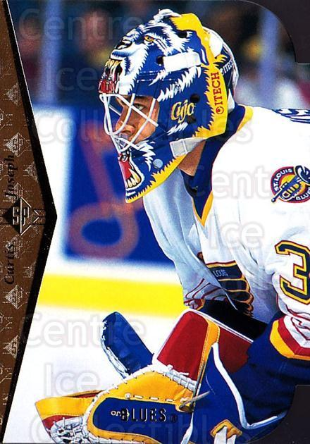 1994-95 SP Die Cuts #102 Curtis Joseph<br/>3 In Stock - $2.00 each - <a href=https://centericecollectibles.foxycart.com/cart?name=1994-95%20SP%20Die%20Cuts%20%23102%20Curtis%20Joseph...&quantity_max=3&price=$2.00&code=34225 class=foxycart> Buy it now! </a>