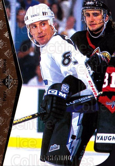 1994-95 SP Die Cuts #110 Petr Klima<br/>15 In Stock - $2.00 each - <a href=https://centericecollectibles.foxycart.com/cart?name=1994-95%20SP%20Die%20Cuts%20%23110%20Petr%20Klima...&quantity_max=15&price=$2.00&code=34234 class=foxycart> Buy it now! </a>