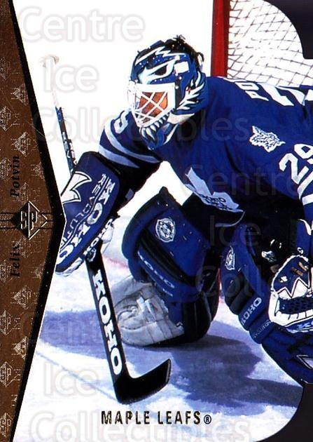 1994-95 SP Die Cuts #117 Felix Potvin<br/>1 In Stock - $2.00 each - <a href=https://centericecollectibles.foxycart.com/cart?name=1994-95%20SP%20Die%20Cuts%20%23117%20Felix%20Potvin...&quantity_max=1&price=$2.00&code=34241 class=foxycart> Buy it now! </a>