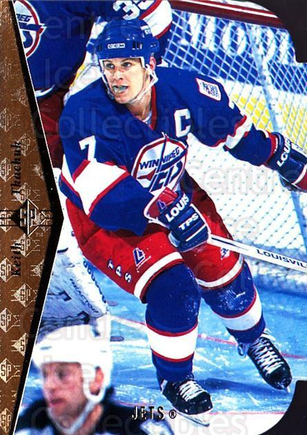 1994-95 SP Die Cuts #132 Keith Tkachuk<br/>9 In Stock - $2.00 each - <a href=https://centericecollectibles.foxycart.com/cart?name=1994-95%20SP%20Die%20Cuts%20%23132%20Keith%20Tkachuk...&quantity_max=9&price=$2.00&code=34256 class=foxycart> Buy it now! </a>