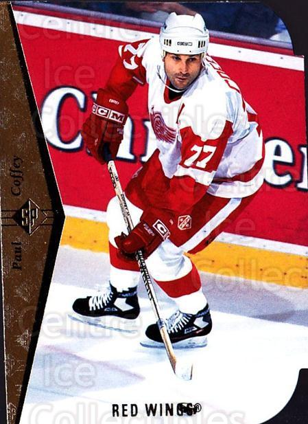 1994-95 SP Die Cuts #36 Paul Coffey<br/>12 In Stock - $2.00 each - <a href=https://centericecollectibles.foxycart.com/cart?name=1994-95%20SP%20Die%20Cuts%20%2336%20Paul%20Coffey...&quantity_max=12&price=$2.00&code=34342 class=foxycart> Buy it now! </a>