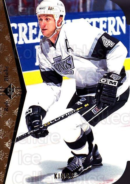 1994-95 SP Die Cuts #53 Rob Blake<br/>12 In Stock - $2.00 each - <a href=https://centericecollectibles.foxycart.com/cart?name=1994-95%20SP%20Die%20Cuts%20%2353%20Rob%20Blake...&quantity_max=12&price=$2.00&code=34361 class=foxycart> Buy it now! </a>