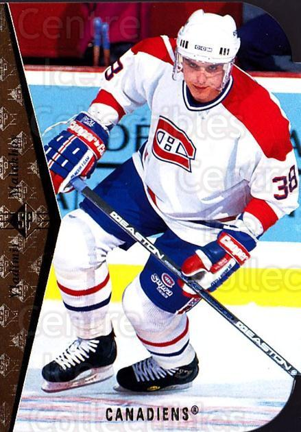 1994-95 SP Die Cuts #60 Vladimir Malakhov<br/>12 In Stock - $2.00 each - <a href=https://centericecollectibles.foxycart.com/cart?name=1994-95%20SP%20Die%20Cuts%20%2360%20Vladimir%20Malakh...&quantity_max=12&price=$2.00&code=34367 class=foxycart> Buy it now! </a>