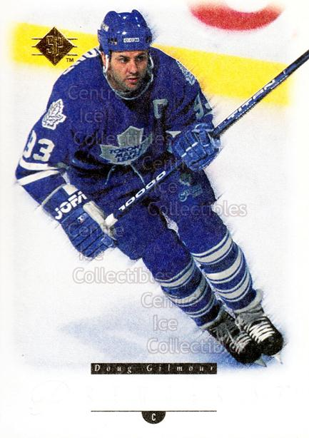 1994-95 SP Premier #21 Doug Gilmour<br/>6 In Stock - $2.00 each - <a href=https://centericecollectibles.foxycart.com/cart?name=1994-95%20SP%20Premier%20%2321%20Doug%20Gilmour...&quantity_max=6&price=$2.00&code=34389 class=foxycart> Buy it now! </a>
