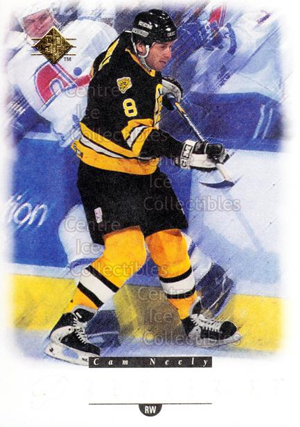 1994-95 SP Premier #23 Cam Neely<br/>13 In Stock - $2.00 each - <a href=https://centericecollectibles.foxycart.com/cart?name=1994-95%20SP%20Premier%20%2323%20Cam%20Neely...&quantity_max=13&price=$2.00&code=34390 class=foxycart> Buy it now! </a>