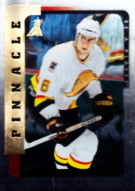 1996-97 Be A Player Auto Silver #79 Adrian Aucoin<br/>1 In Stock - $5.00 each - <a href=https://centericecollectibles.foxycart.com/cart?name=1996-97%20Be%20A%20Player%20Auto%20Silver%20%2379%20Adrian%20Aucoin...&quantity_max=1&price=$5.00&code=344131 class=foxycart> Buy it now! </a>