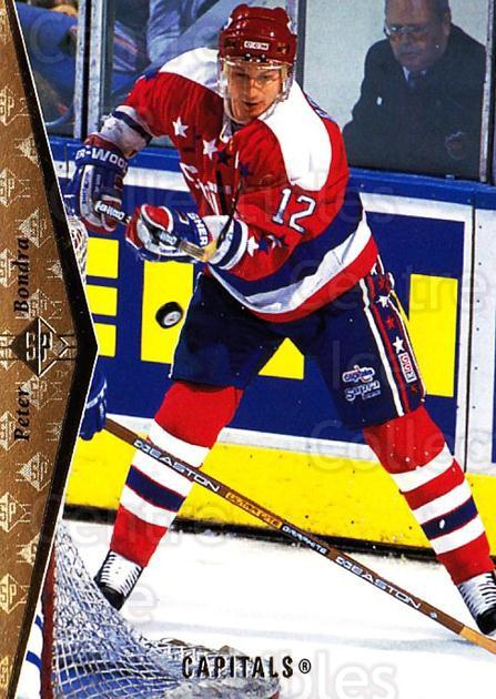 1994-95 SP #129 Peter Bondra<br/>6 In Stock - $1.00 each - <a href=https://centericecollectibles.foxycart.com/cart?name=1994-95%20SP%20%23129%20Peter%20Bondra...&quantity_max=6&price=$1.00&code=34434 class=foxycart> Buy it now! </a>