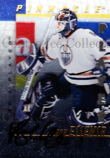 1997-98 Be A Player Auto Die Cut #185 Bob Essensa<br/>2 In Stock - $5.00 each - <a href=https://centericecollectibles.foxycart.com/cart?name=1997-98%20Be%20A%20Player%20Auto%20Die%20Cut%20%23185%20Bob%20Essensa...&quantity_max=2&price=$5.00&code=344519 class=foxycart> Buy it now! </a>