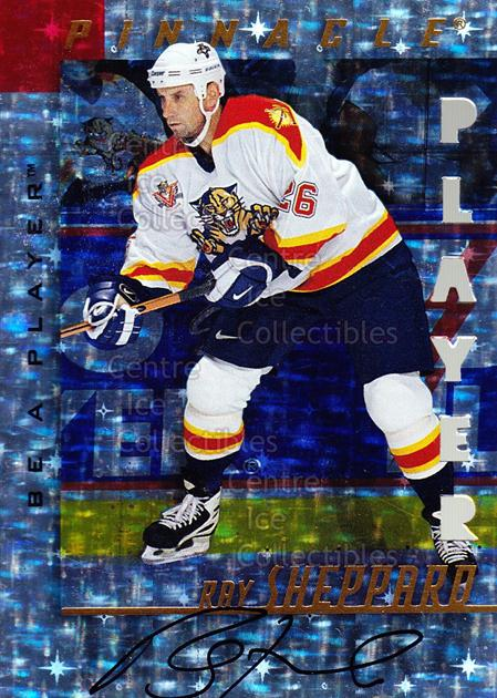 1997-98 Be A Player Auto Die Cut Prismatic #46 Ray Sheppard<br/>1 In Stock - $5.00 each - <a href=https://centericecollectibles.foxycart.com/cart?name=1997-98%20Be%20A%20Player%20Auto%20Die%20Cut%20Prismatic%20%2346%20Ray%20Sheppard...&quantity_max=1&price=$5.00&code=344859 class=foxycart> Buy it now! </a>