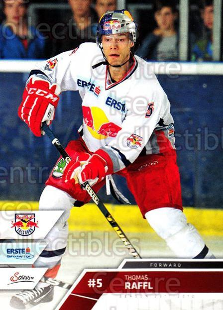2011-12 Erste Bank Eishockey Liga EBEL #6 Thomas Rafl<br/>4 In Stock - $2.00 each - <a href=https://centericecollectibles.foxycart.com/cart?name=2011-12%20Erste%20Bank%20Eishockey%20Liga%20EBEL%20%236%20Thomas%20Rafl...&quantity_max=4&price=$2.00&code=344931 class=foxycart> Buy it now! </a>