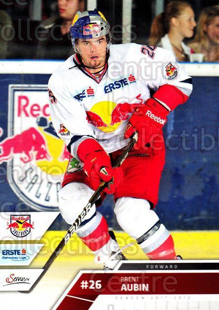 2011-12 Erste Bank Eishockey Liga EBEL #13 Brent Aubin<br/>4 In Stock - $2.00 each - <a href=https://centericecollectibles.foxycart.com/cart?name=2011-12%20Erste%20Bank%20Eishockey%20Liga%20EBEL%20%2313%20Brent%20Aubin...&quantity_max=4&price=$2.00&code=344938 class=foxycart> Buy it now! </a>