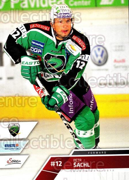 2011-12 Erste Bank Eishockey Liga EBEL #82 Petr Sachl<br/>1 In Stock - $2.00 each - <a href=https://centericecollectibles.foxycart.com/cart?name=2011-12%20Erste%20Bank%20Eishockey%20Liga%20EBEL%20%2382%20Petr%20Sachl...&quantity_max=1&price=$2.00&code=345007 class=foxycart> Buy it now! </a>