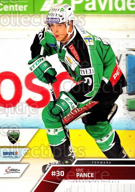 2011-12 Erste Bank Eishockey Liga EBEL #87 Eric Pance<br/>5 In Stock - $2.00 each - <a href=https://centericecollectibles.foxycart.com/cart?name=2011-12%20Erste%20Bank%20Eishockey%20Liga%20EBEL%20%2387%20Eric%20Pance...&quantity_max=5&price=$2.00&code=345012 class=foxycart> Buy it now! </a>