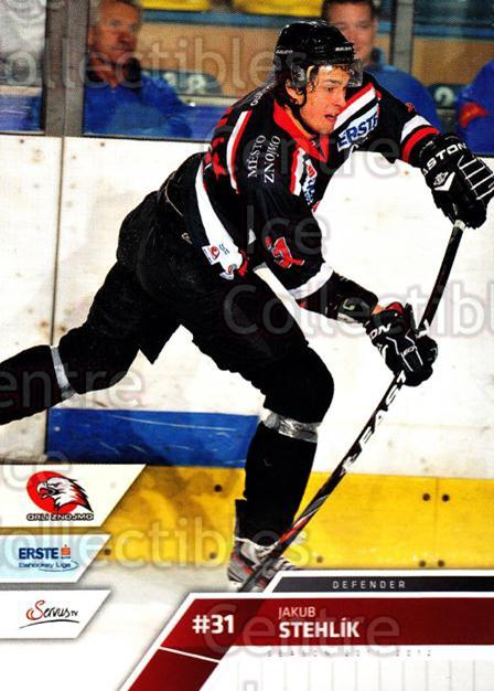2011-12 Erste Bank Eishockey Liga EBEL #185 Jakub Stehlik<br/>3 In Stock - $2.00 each - <a href=https://centericecollectibles.foxycart.com/cart?name=2011-12%20Erste%20Bank%20Eishockey%20Liga%20EBEL%20%23185%20Jakub%20Stehlik...&quantity_max=3&price=$2.00&code=345110 class=foxycart> Buy it now! </a>