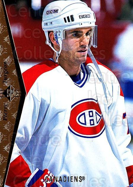 1994-95 SP #61 Pierre Turgeon<br/>5 In Stock - $1.00 each - <a href=https://centericecollectibles.foxycart.com/cart?name=1994-95%20SP%20%2361%20Pierre%20Turgeon...&quantity_max=5&price=$1.00&code=34549 class=foxycart> Buy it now! </a>