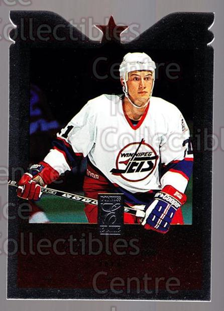 1995-96 Donruss Elite Die Cuts #109 Shane Doan<br/>1 In Stock - $10.00 each - <a href=https://centericecollectibles.foxycart.com/cart?name=1995-96%20Donruss%20Elite%20Die%20Cuts%20%23109%20Shane%20Doan...&price=$10.00&code=349143 class=foxycart> Buy it now! </a>