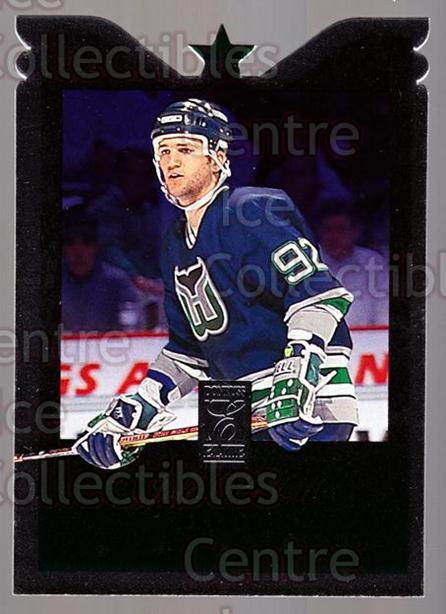 1995-96 Donruss Elite Die Cuts #21 Jeff O'Neill<br/>2 In Stock - $3.00 each - <a href=https://centericecollectibles.foxycart.com/cart?name=1995-96%20Donruss%20Elite%20Die%20Cuts%20%2321%20Jeff%20O'Neill...&quantity_max=2&price=$3.00&code=349170 class=foxycart> Buy it now! </a>