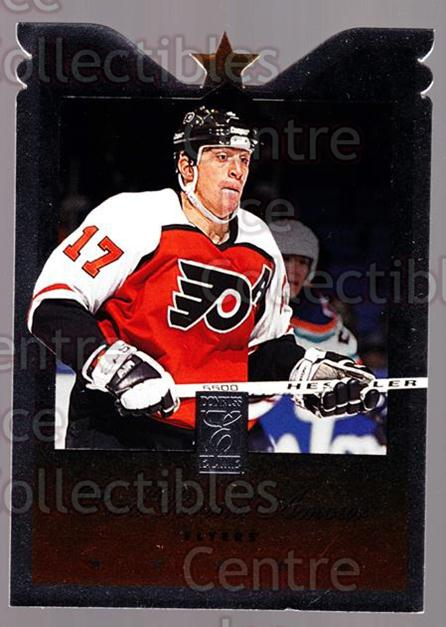1995-96 Donruss Elite Die Cuts #91 Rod Brind'Amour<br/>3 In Stock - $3.00 each - <a href=https://centericecollectibles.foxycart.com/cart?name=1995-96%20Donruss%20Elite%20Die%20Cuts%20%2391%20Rod%20Brind'Amour...&quantity_max=3&price=$3.00&code=349243 class=foxycart> Buy it now! </a>