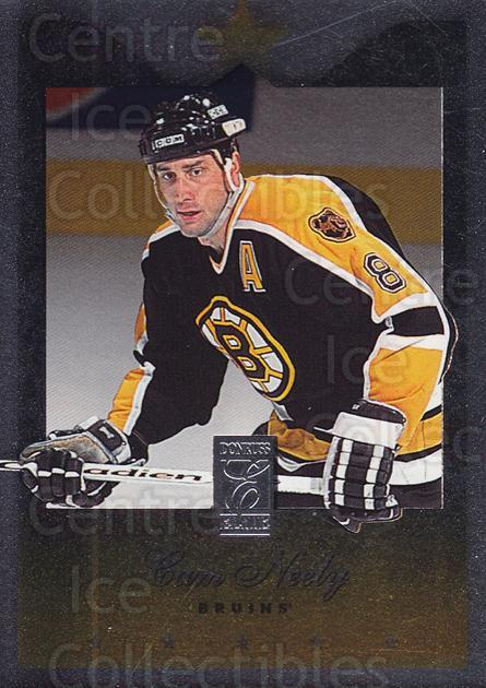 1995-96 Donruss Elite Uncut Die Cuts #14 Cam Neely<br/>5 In Stock - $3.00 each - <a href=https://centericecollectibles.foxycart.com/cart?name=1995-96%20Donruss%20Elite%20Uncut%20Die%20Cuts%20%2314%20Cam%20Neely...&quantity_max=5&price=$3.00&code=349273 class=foxycart> Buy it now! </a>