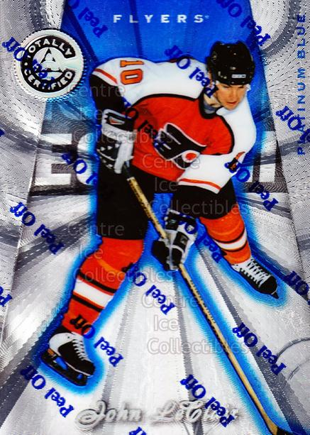 1997-98 Pinnacle Totally Certified Platinum Blue #119 John LeClair<br/>3 In Stock - $3.00 each - <a href=https://centericecollectibles.foxycart.com/cart?name=1997-98%20Pinnacle%20Totally%20Certified%20Platinum%20Blue%20%23119%20John%20LeClair...&quantity_max=3&price=$3.00&code=349900 class=foxycart> Buy it now! </a>
