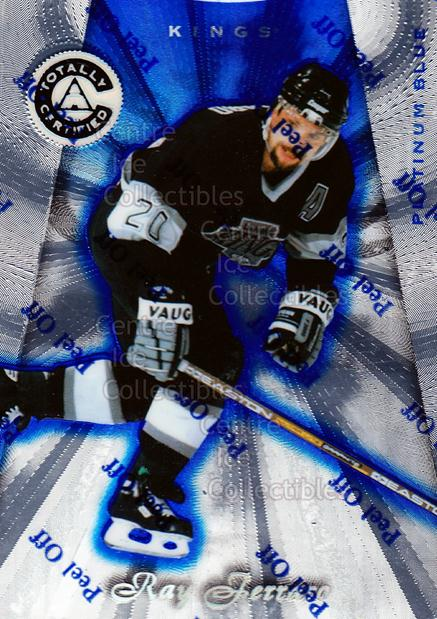 1997-98 Pinnacle Totally Certified Platinum Blue #82 Ray Ferraro<br/>3 In Stock - $3.00 each - <a href=https://centericecollectibles.foxycart.com/cart?name=1997-98%20Pinnacle%20Totally%20Certified%20Platinum%20Blue%20%2382%20Ray%20Ferraro...&quantity_max=3&price=$3.00&code=349954 class=foxycart> Buy it now! </a>