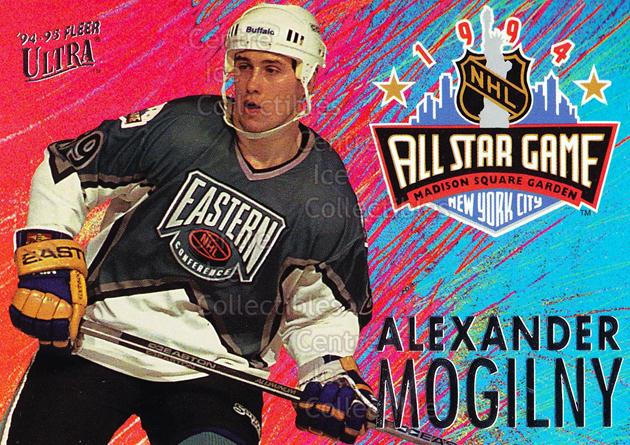1994-95 Ultra AS #5 Alexander Mogilny<br/>18 In Stock - $2.00 each - <a href=https://centericecollectibles.foxycart.com/cart?name=1994-95%20Ultra%20AS%20%235%20Alexander%20Mogil...&quantity_max=18&price=$2.00&code=35116 class=foxycart> Buy it now! </a>