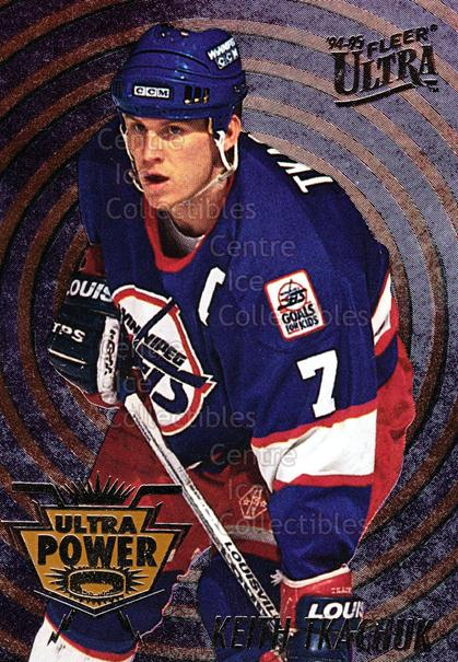 1994-95 Ultra Power #10 Keith Tkachuk<br/>4 In Stock - $3.00 each - <a href=https://centericecollectibles.foxycart.com/cart?name=1994-95%20Ultra%20Power%20%2310%20Keith%20Tkachuk...&quantity_max=4&price=$3.00&code=35124 class=foxycart> Buy it now! </a>