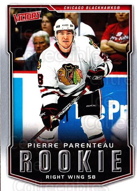 2007-08 UD Victory #243 Pierre-Alexandr Parenteau<br/>2 In Stock - $2.00 each - <a href=https://centericecollectibles.foxycart.com/cart?name=2007-08%20UD%20Victory%20%23243%20Pierre-Alexandr...&price=$2.00&code=352197 class=foxycart> Buy it now! </a>