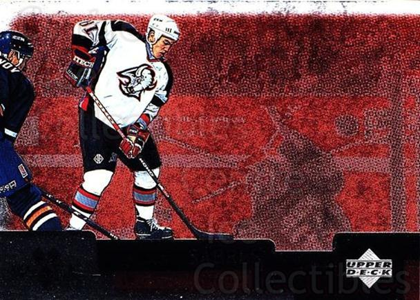 1997-98 Black Diamond Double Diamond #62 Miroslav Satan<br/>6 In Stock - $2.00 each - <a href=https://centericecollectibles.foxycart.com/cart?name=1997-98%20Black%20Diamond%20Double%20Diamond%20%2362%20Miroslav%20Satan...&quantity_max=6&price=$2.00&code=352306 class=foxycart> Buy it now! </a>
