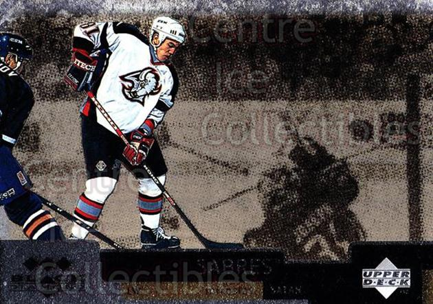 1997-98 Black Diamond Triple Diamond #62 Miroslav Satan<br/>4 In Stock - $3.00 each - <a href=https://centericecollectibles.foxycart.com/cart?name=1997-98%20Black%20Diamond%20Triple%20Diamond%20%2362%20Miroslav%20Satan...&quantity_max=4&price=$3.00&code=352456 class=foxycart> Buy it now! </a>