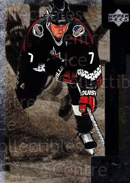 1997-98 Black Diamond Triple Diamond #110 Keith Tkachuk<br/>1 In Stock - $3.00 each - <a href=https://centericecollectibles.foxycart.com/cart?name=1997-98%20Black%20Diamond%20Triple%20Diamond%20%23110%20Keith%20Tkachuk...&quantity_max=1&price=$3.00&code=352519 class=foxycart> Buy it now! </a>