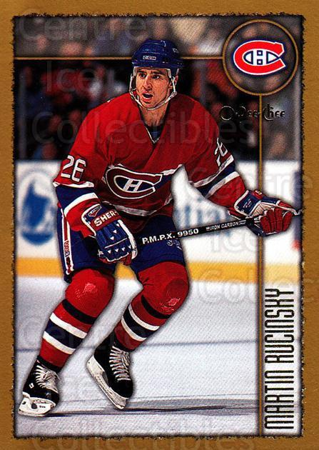 1998-99 Topps O-Pee-Chee Parallel #15 Martin Rucinsky<br/>5 In Stock - $2.00 each - <a href=https://centericecollectibles.foxycart.com/cart?name=1998-99%20Topps%20O-Pee-Chee%20Parallel%20%2315%20Martin%20Rucinsky...&quantity_max=5&price=$2.00&code=352785 class=foxycart> Buy it now! </a>