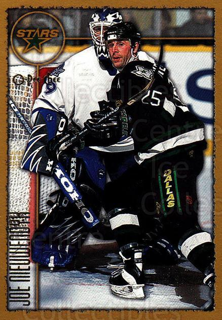 1998-99 Topps O-Pee-Chee Parallel #161 Joe Nieuwendyk<br/>2 In Stock - $2.00 each - <a href=https://centericecollectibles.foxycart.com/cart?name=1998-99%20Topps%20O-Pee-Chee%20Parallel%20%23161%20Joe%20Nieuwendyk...&quantity_max=2&price=$2.00&code=352798 class=foxycart> Buy it now! </a>