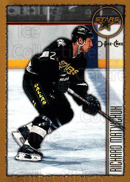 1998-99 Topps O-Pee-Chee Parallel #210 Richard Matvichuk<br/>3 In Stock - $2.00 each - <a href=https://centericecollectibles.foxycart.com/cart?name=1998-99%20Topps%20O-Pee-Chee%20Parallel%20%23210%20Richard%20Matvich...&quantity_max=3&price=$2.00&code=352851 class=foxycart> Buy it now! </a>