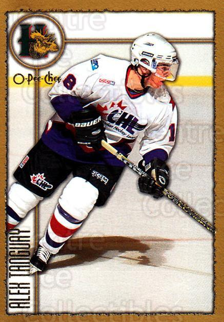 1998-99 Topps O-Pee-Chee Parallel #237 Alex Tanguay<br/>4 In Stock - $2.00 each - <a href=https://centericecollectibles.foxycart.com/cart?name=1998-99%20Topps%20O-Pee-Chee%20Parallel%20%23237%20Alex%20Tanguay...&quantity_max=4&price=$2.00&code=352876 class=foxycart> Buy it now! </a>