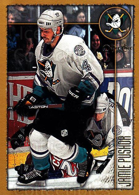 1998-99 Topps O-Pee-Chee Parallel #51 Jamie Pushor<br/>5 In Stock - $2.00 each - <a href=https://centericecollectibles.foxycart.com/cart?name=1998-99%20Topps%20O-Pee-Chee%20Parallel%20%2351%20Jamie%20Pushor...&quantity_max=5&price=$2.00&code=352909 class=foxycart> Buy it now! </a>