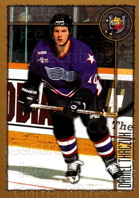 1998-99 Topps O-Pee-Chee Parallel #227 Daniel Tkaczuk<br/>1 In Stock - $2.00 each - <a href=https://centericecollectibles.foxycart.com/cart?name=1998-99%20Topps%20O-Pee-Chee%20Parallel%20%23227%20Daniel%20Tkaczuk...&quantity_max=1&price=$2.00&code=352921 class=foxycart> Buy it now! </a>
