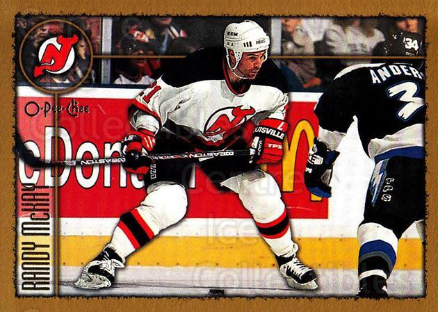 1998-99 Topps O-Pee-Chee Parallel #90 Randy McKay<br/>5 In Stock - $2.00 each - <a href=https://centericecollectibles.foxycart.com/cart?name=1998-99%20Topps%20O-Pee-Chee%20Parallel%20%2390%20Randy%20McKay...&quantity_max=5&price=$2.00&code=352961 class=foxycart> Buy it now! </a>