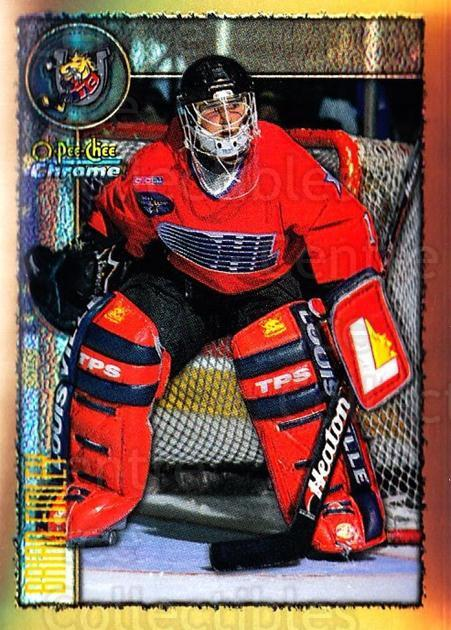 1998-99 O-Pee-Chee Chrome Refractors #240 Brian Finley<br/>2 In Stock - $3.00 each - <a href=https://centericecollectibles.foxycart.com/cart?name=1998-99%20O-Pee-Chee%20Chrome%20Refractors%20%23240%20Brian%20Finley...&quantity_max=2&price=$3.00&code=352975 class=foxycart> Buy it now! </a>