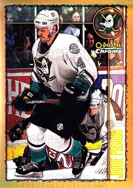 1998-99 O-Pee-Chee Chrome Refractors #51 Jamie Pushor<br/>1 In Stock - $3.00 each - <a href=https://centericecollectibles.foxycart.com/cart?name=1998-99%20O-Pee-Chee%20Chrome%20Refractors%20%2351%20Jamie%20Pushor...&quantity_max=1&price=$3.00&code=353004 class=foxycart> Buy it now! </a>